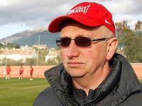 Михаил Вартапетов: Веллитон будет готов к матчу с «Сибирью»