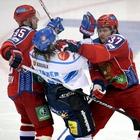 Россия обыграла Финляндию в стартовом матче Кубка Карьяла (Видео)