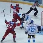 Россия едва не упустила победу над финнами (Видео)