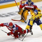 Швеция разгромила команду России