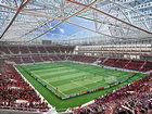 Федун и Карпин побывали на строительстве стадиона «Спартак»