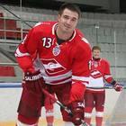 Поздравляем Алексея Шкотова, форварда «Спартака»!
