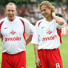 Карпин забил победный гол за команду тренерского штаба «Спартака»