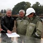 Мэр Москвы доволен ходом строительства спартаковского стадиона (Видео)