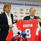 ХК «Спартак»: Дальше вместе с ФК «Спартак» и ромбом