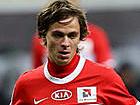 Дмитрий Каюмов - лучший игрок молодежного «Спартака»