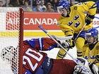 Россия проиграла Швеции в финале молодежного чемпионата мира (Видео)