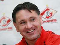 Поздравляем Дмитрия Аленичева, ветерана «Спартака»! (Видео)