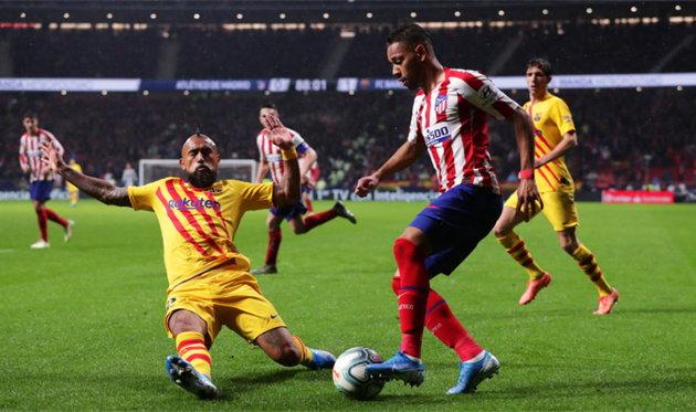 Кто выиграет чемпионат Испании 2020/2021?
